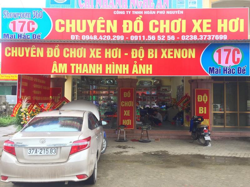 Top 6 cửa hàng đồ chơi, phụ kiện ô tô uy tín và chất lượng nhất TP. Vinh, Nghệ An