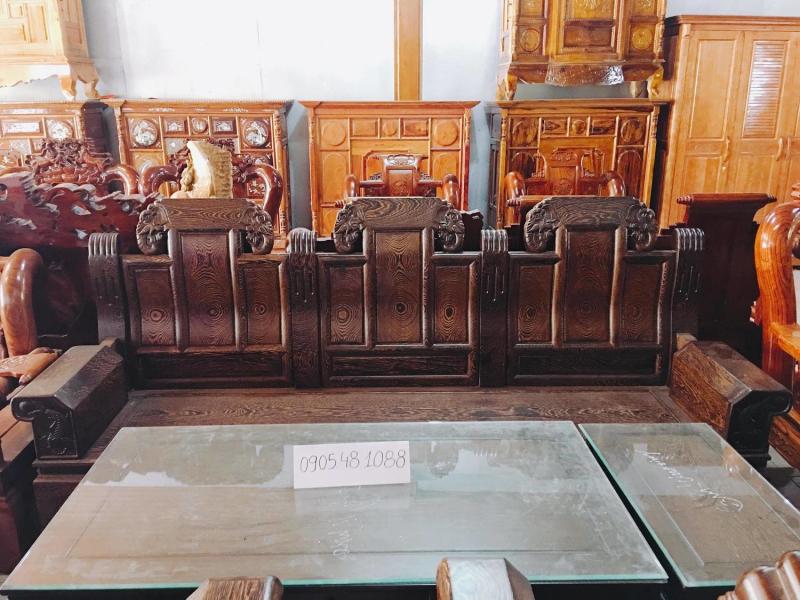 Bàn ghế phòng khách đẹp tại quý Khương