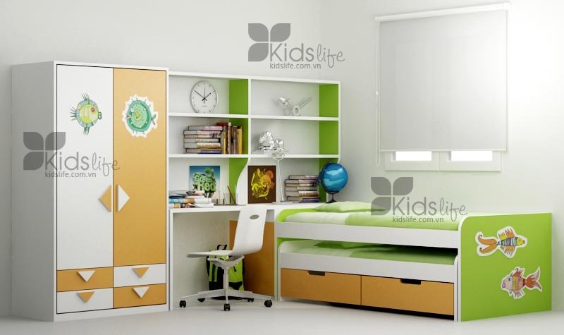 Thương hiệu nội thất trẻ em Kidslife