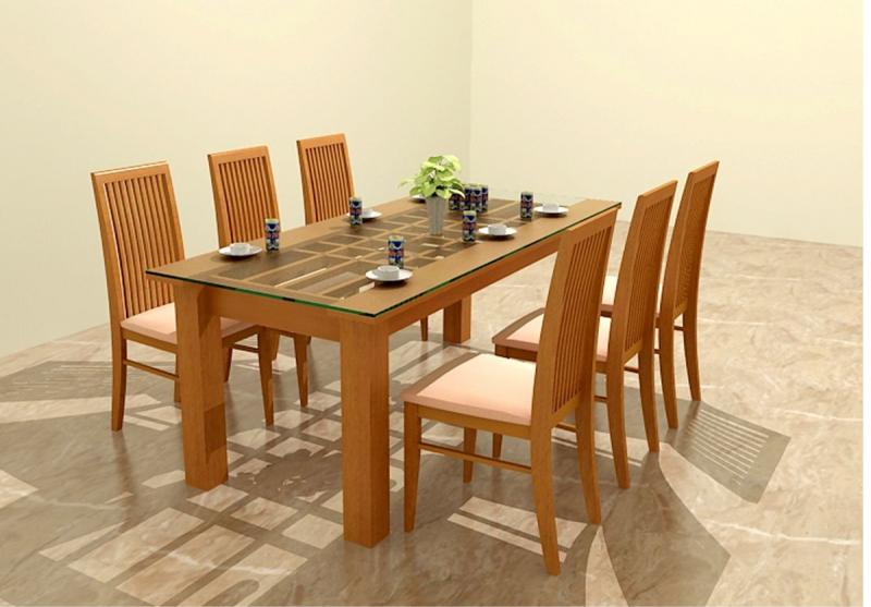 Mẫu bàn ăn đẹp tại Tú Huệ