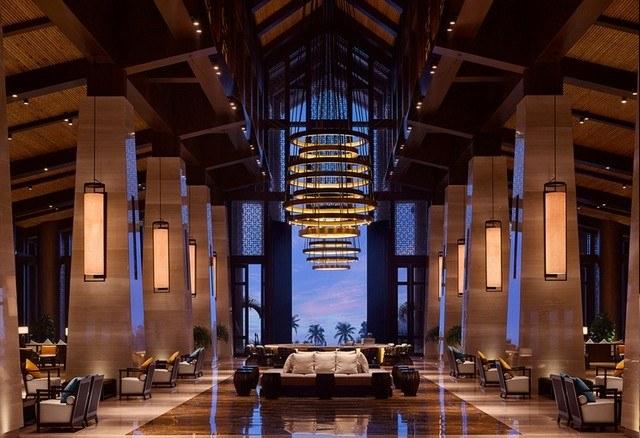 Thiết kế khách sạn ven biển