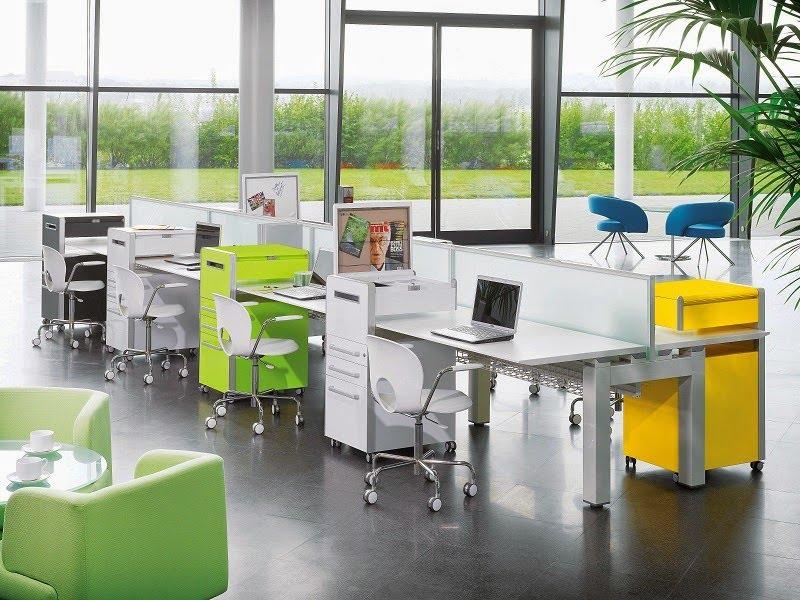 Sự kết hợp hoàn hảo giữa ghế và bàn làm việc tại Nội thất Xuân Hòa