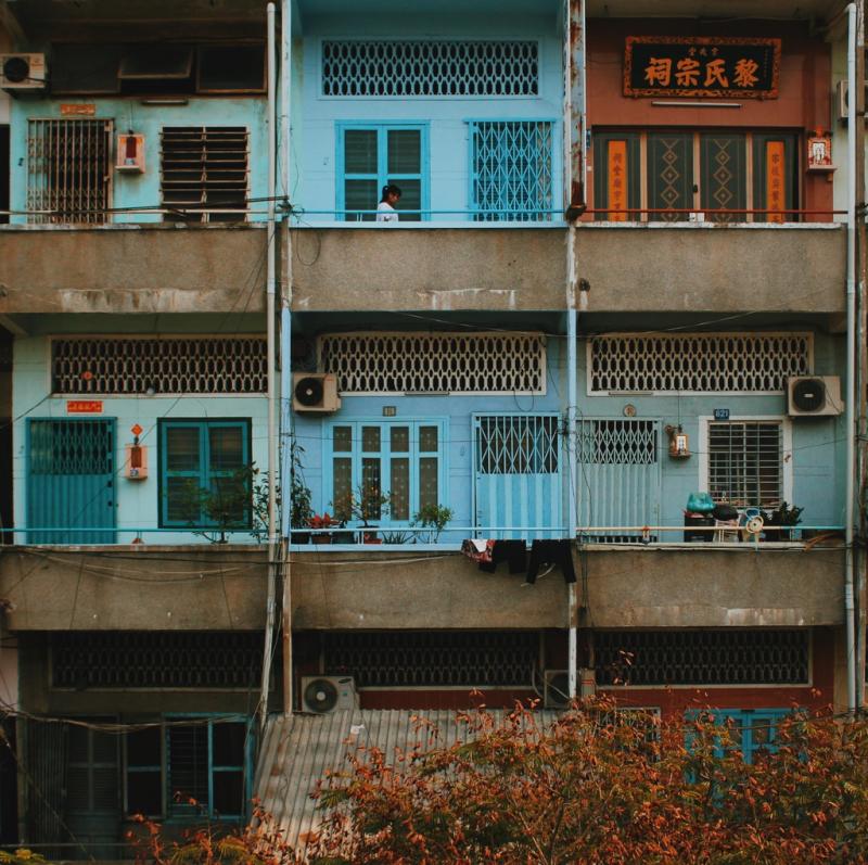 Phố Hoa ở Sài Gòn