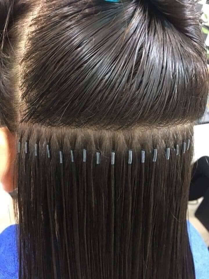 Nối tóc Mạnh Thắng