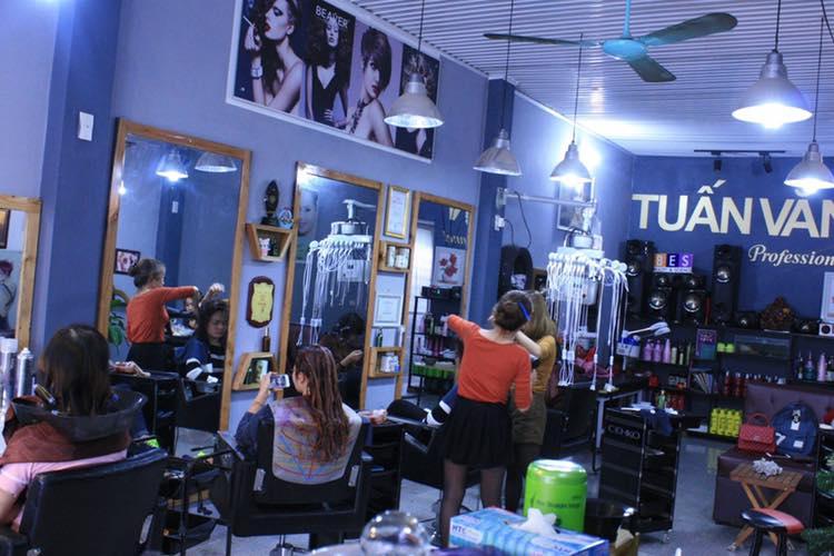 Viện tóc Tuấn Văn