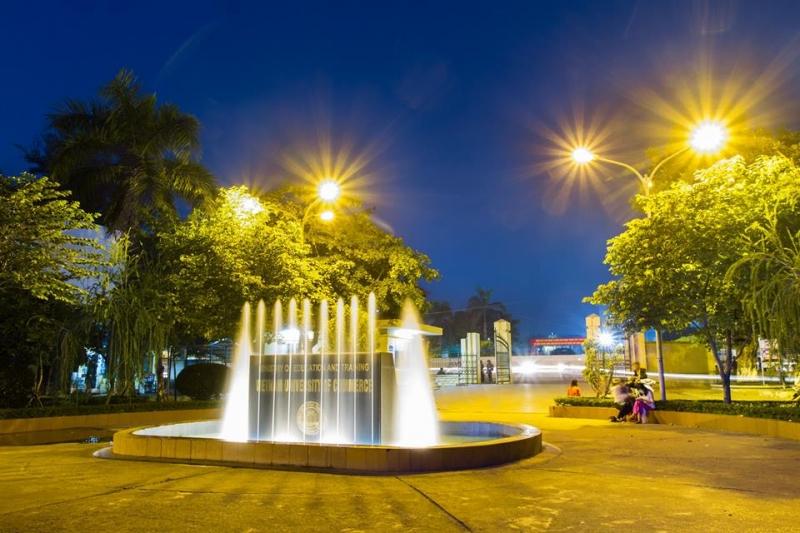 Nơi tự sướng nhiều nhất: Đài phun nước