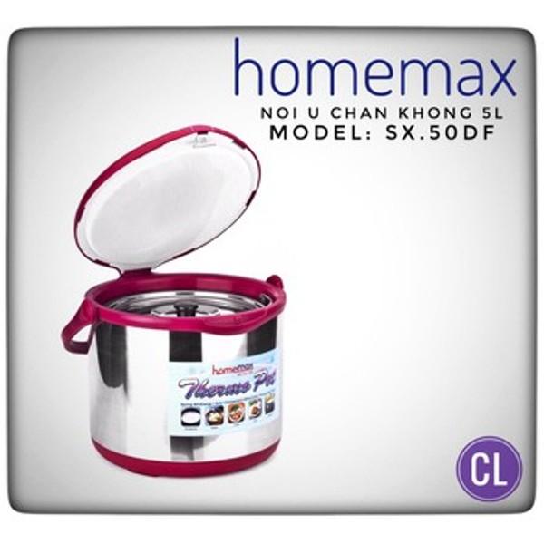 Nồi ủ Homemax HMNU-SX-50DF