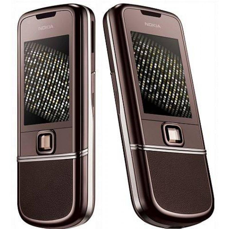 Đây là một chiếc Nokia 8800 Sapphire