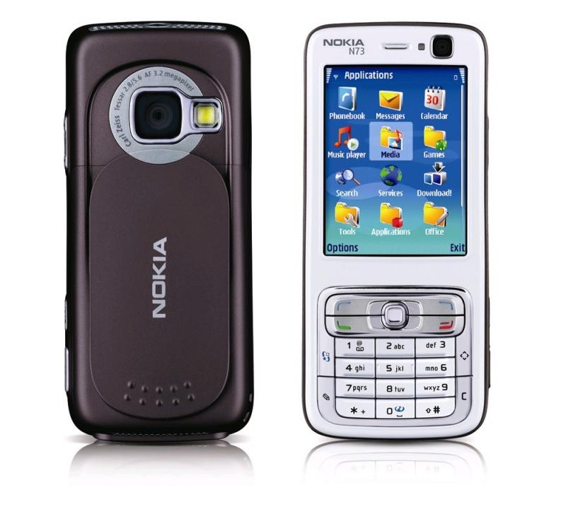Nokia N73/N73 Music Edition