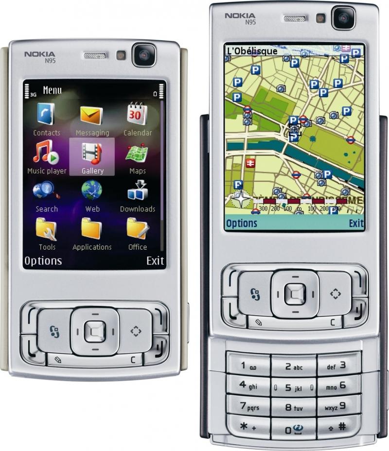 Hệ điều hành Symbian với nhiều ứng dụng hỗ trợ người sử dụng