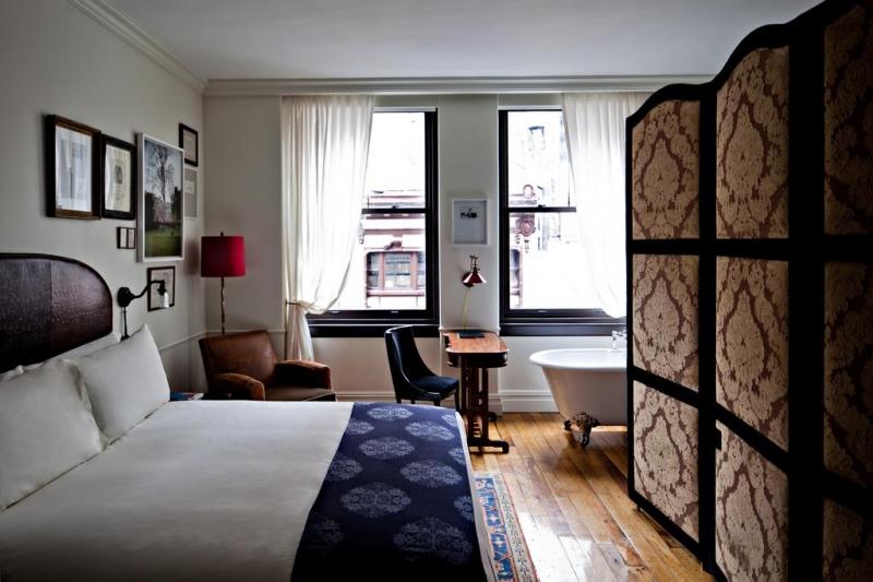 Các phòng nghỉ được trang trí rất ấm cúng, khiến du khách cảm thấy như đang ở nhà