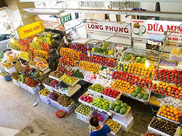 Rau củ nông sản là những món qua các bạn không nên bỏ qua khi đến Đà lạt