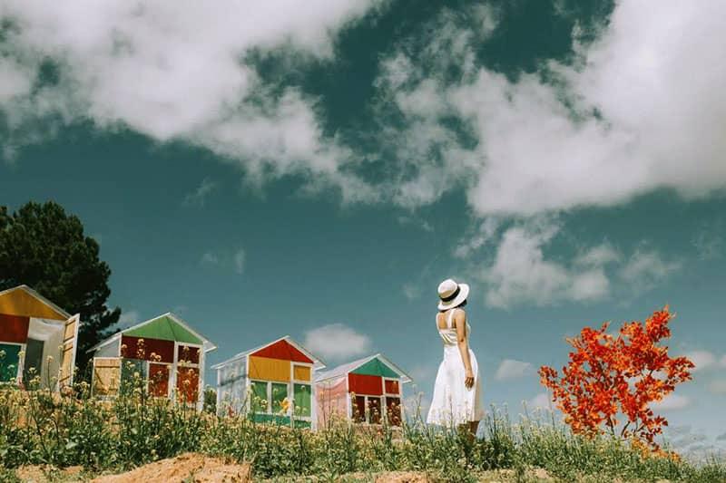 Nông trại vui vẻ Sunny Farm Đà Lạt