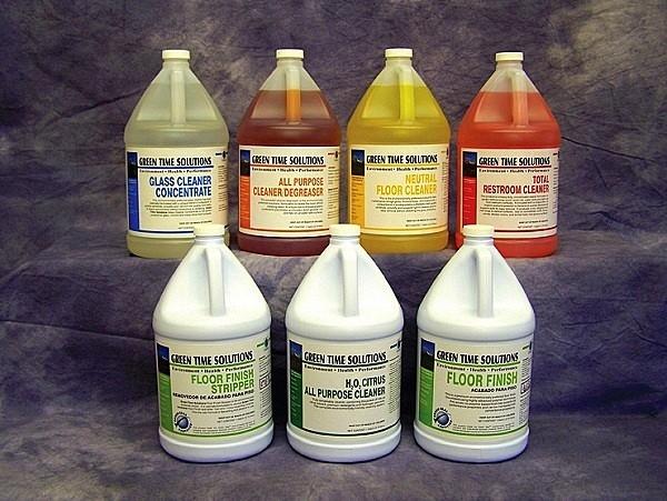 Nước tẩy rửa có chứa nonylphenol gây hại