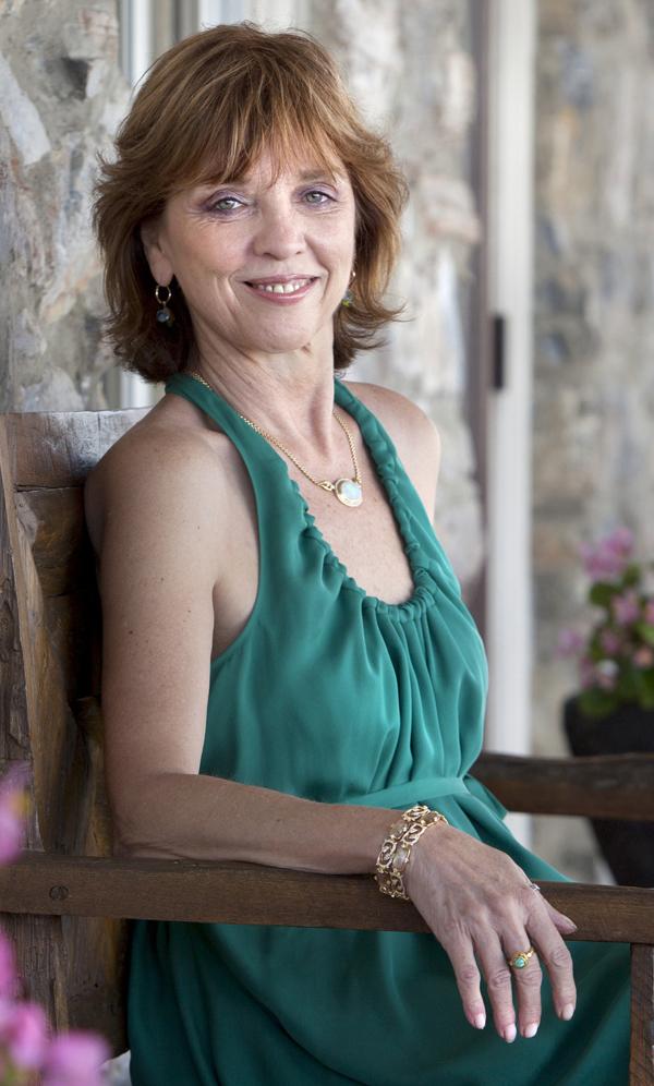 Nhà văn Nora Roberts
