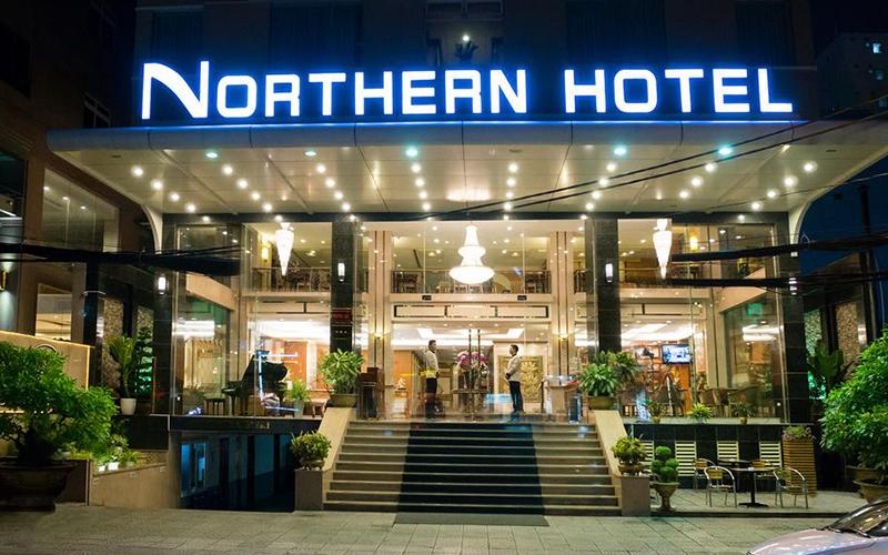 Nhân viên của khách sạn rất thân thiện và nhiệt tình