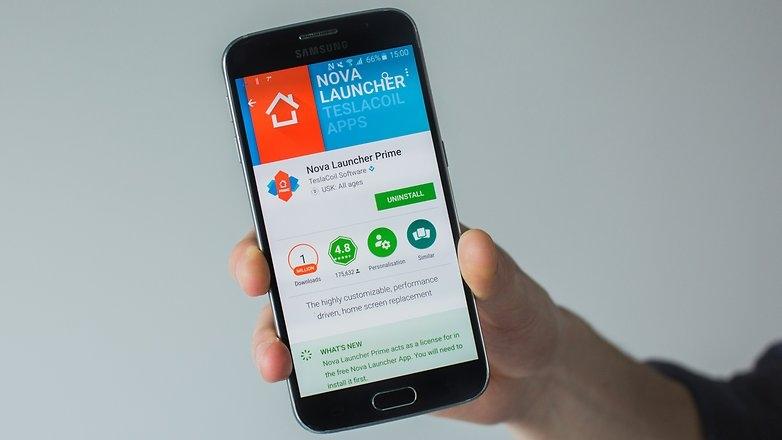 Nova Launcher là một trong số những ứng dụng độc quyền chỉ dành riêng cho Android