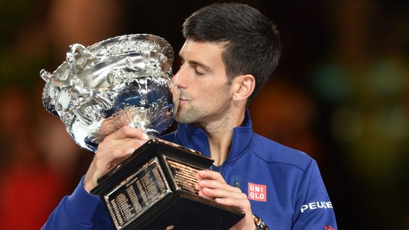 Novak Djokovic, quần vợt: 55,8 triệu USD