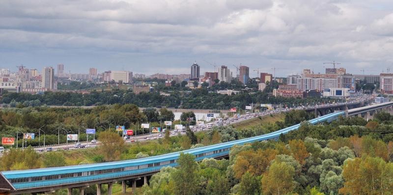 Thành phố Novosibirsk