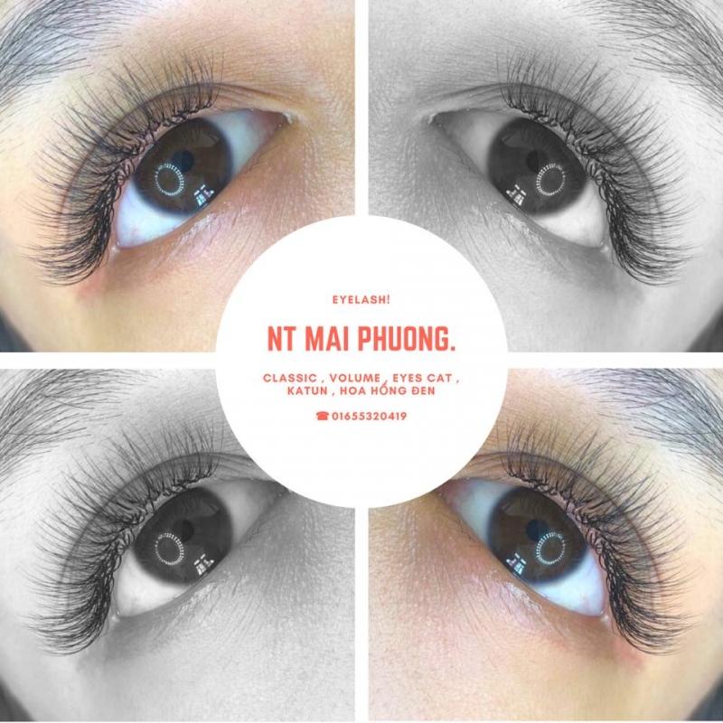 NT Mai Phương Nối Mi (Cool make up & Eyelash)