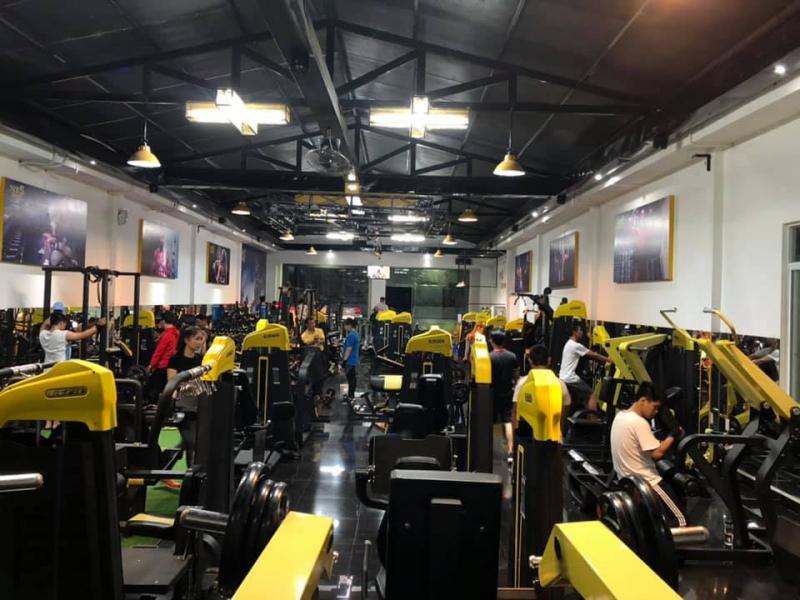 NT5 Fitness & Yoga Center