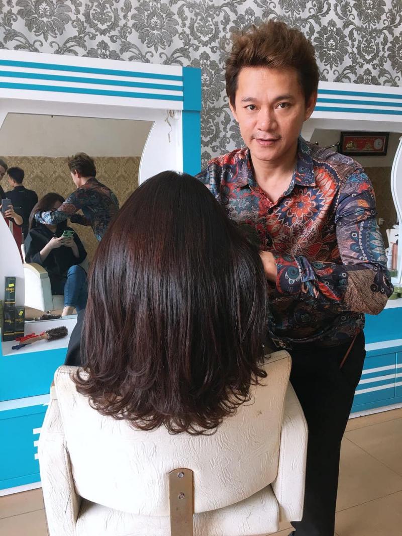 NTM tóc Nguyễn Kinh Luân - Tiệm cắt tóc Hair salon Nguyễn Luân