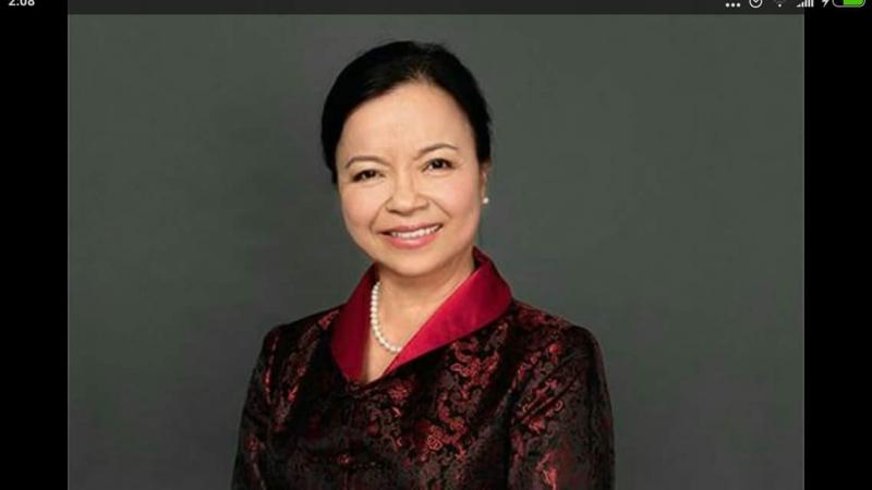 Bà Nguyễn Thị Mai Thanh