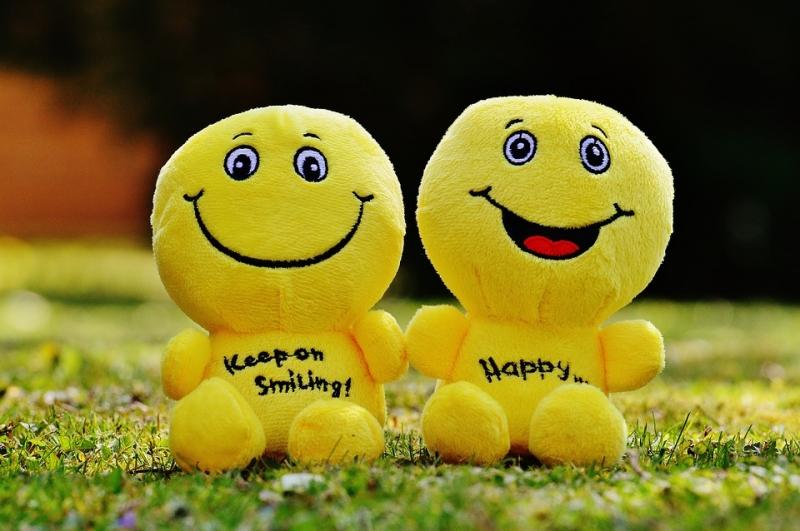 Ai giữ được nụ cười chứng tỏ họ có lòng tin vào bản thân và cuộc sống và họ là những người chiến thắng.