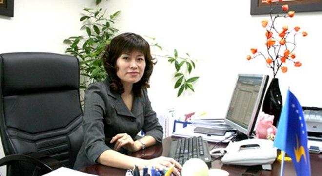 Doanh nhân Phạm Thu Hương