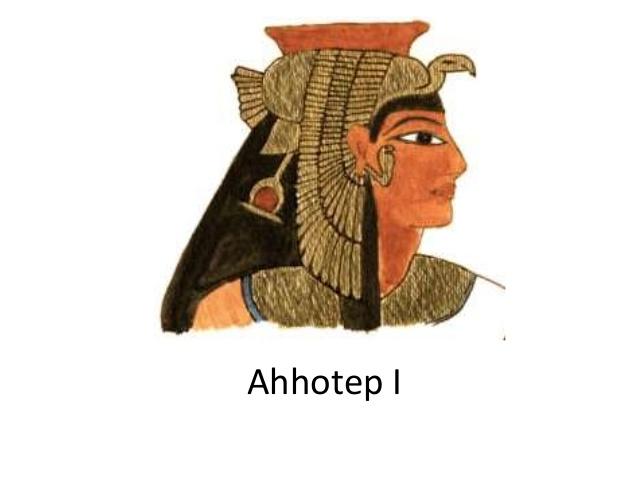 Nữ hoàng Ai Cập Ahhotep I