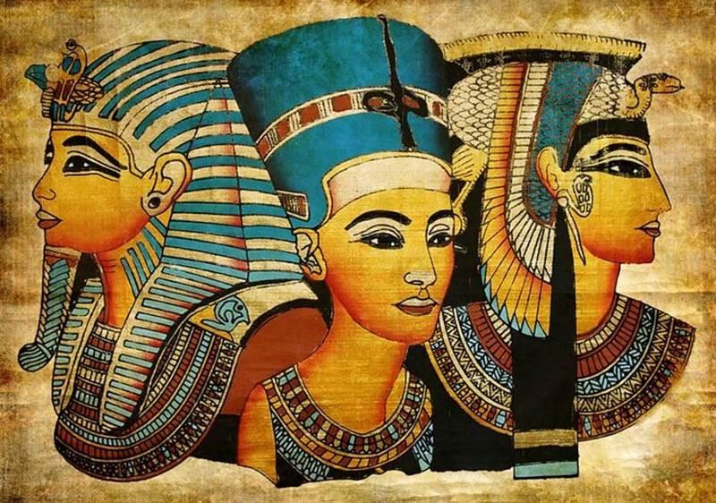 Nữ hoàng Nitocris Pharaoh