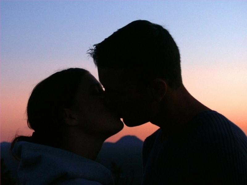 Nụ hôn tẻ nhạt