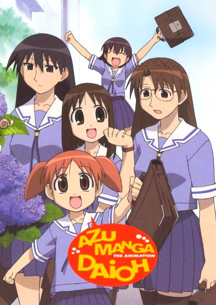 Năm nữ sinh thân thiết chơi chung với nhau khi học trung học. Mỗi người một tính cách nhưng ai nấy cũng có vẻ đáng yêu dễ thương.