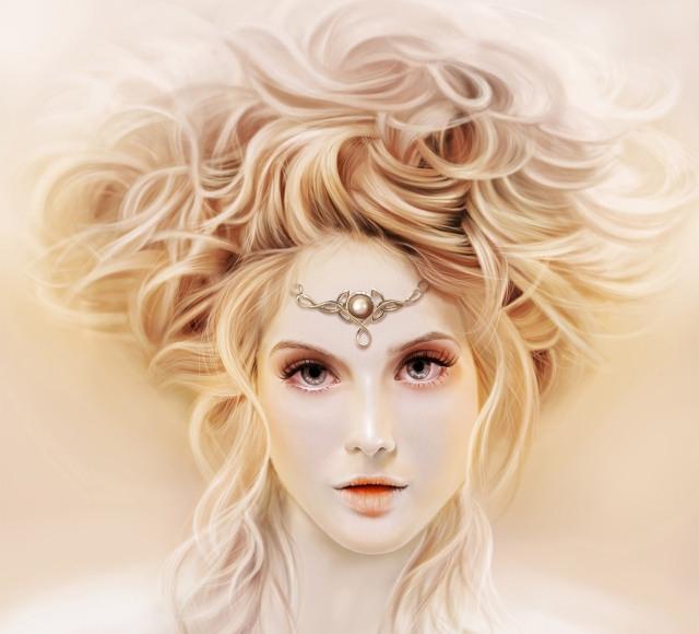 Nữ thần A-phrô-đi-tơ