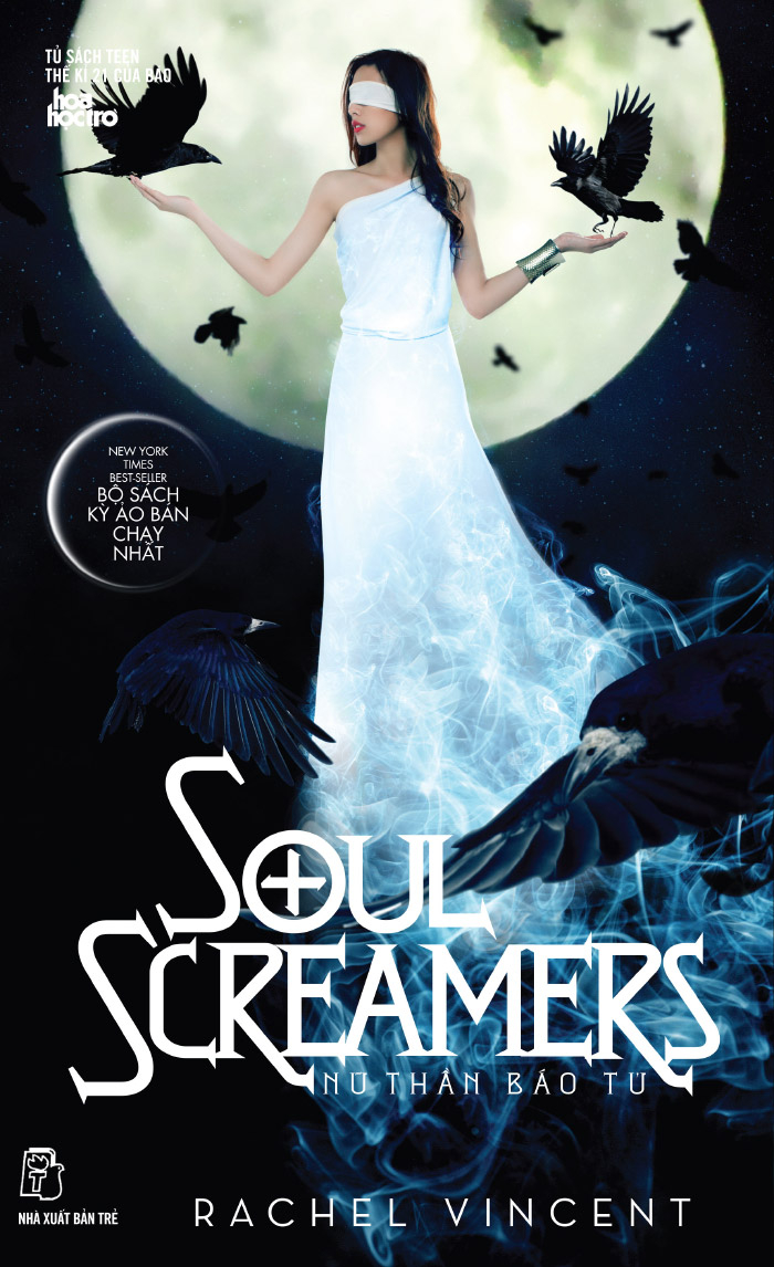 Nữ Thần Báo Tử (Soul Screamers) - Rachel Vincent