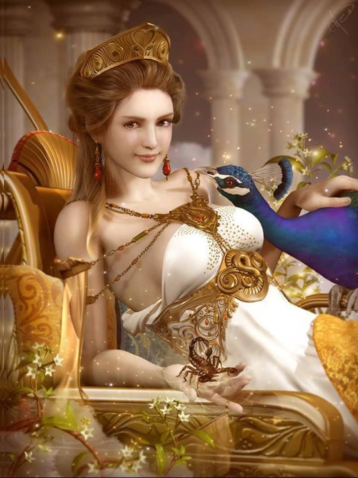 Nữ thần Hê-ra