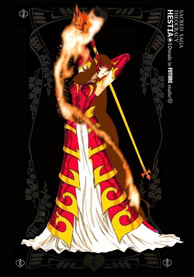 Nữ thần Hê-xtia