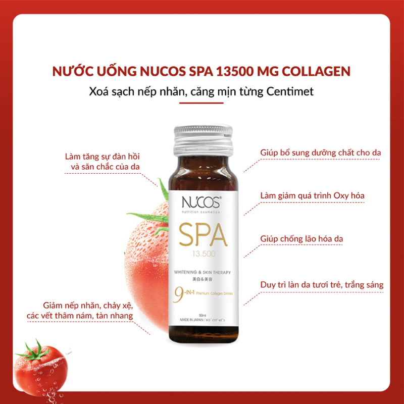 Nucos Collagen 13500mg