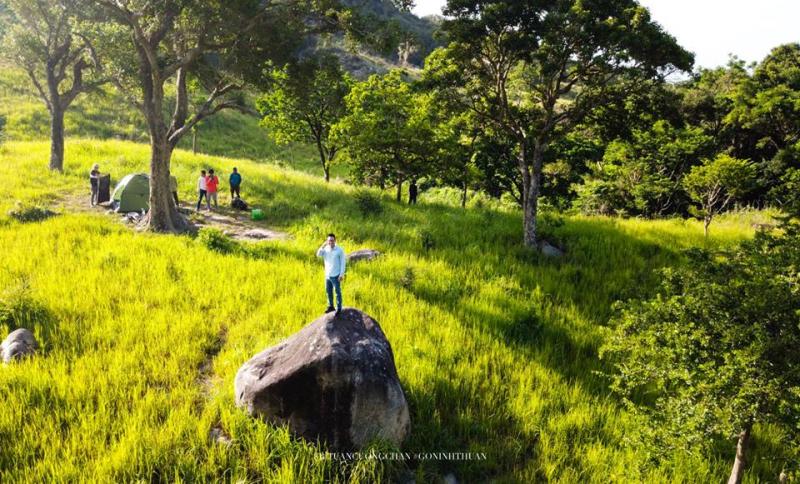 Núi Chúa - Ninh Thuận