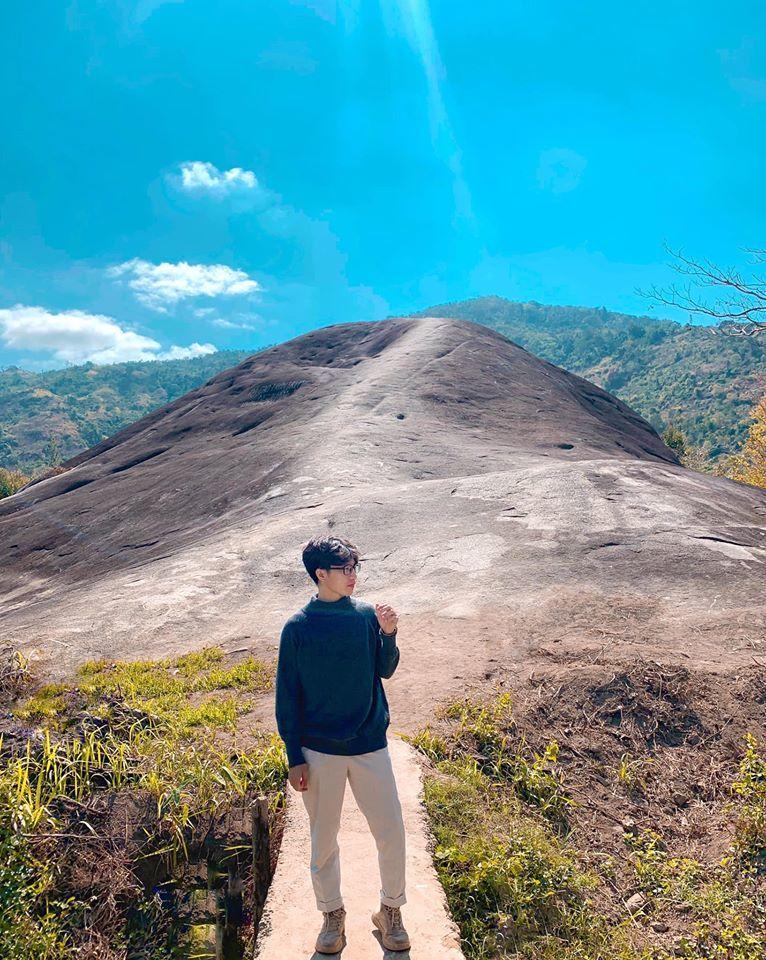 Mother Elephant Rock Mountain