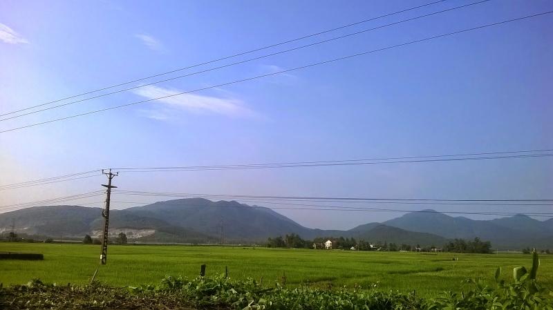 Núi Hồng Lĩnh - Hà Tĩnh
