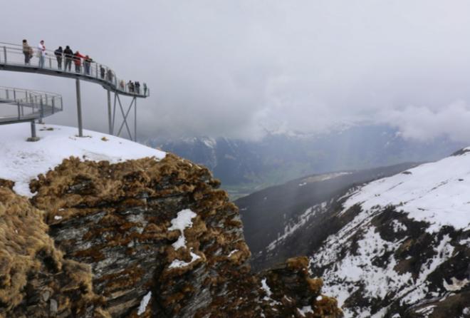 Đỉnh núi Jungfrau