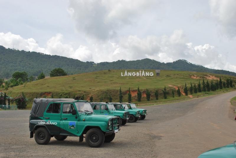 Đỉnh LangBiang còn là chốn đến lý tưởng cho bao du khách mang trong mình khát khao chinh phục