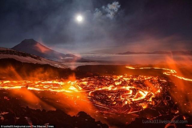 Núi lửa Mount Wingen