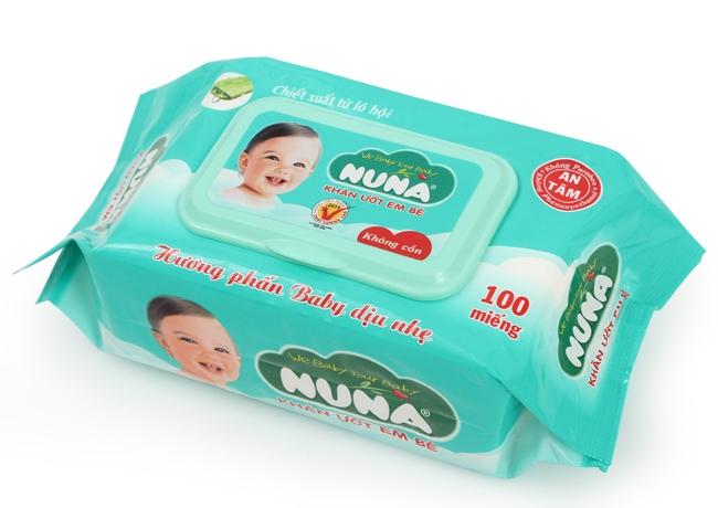 Là thương hiệu có mặt lâu đời tại thị trường Việt Nam, hiện nay Nuna vẫn được số đông các bà mẹ trẻ tin dùng.