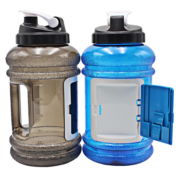 Mang nước khi đi gym