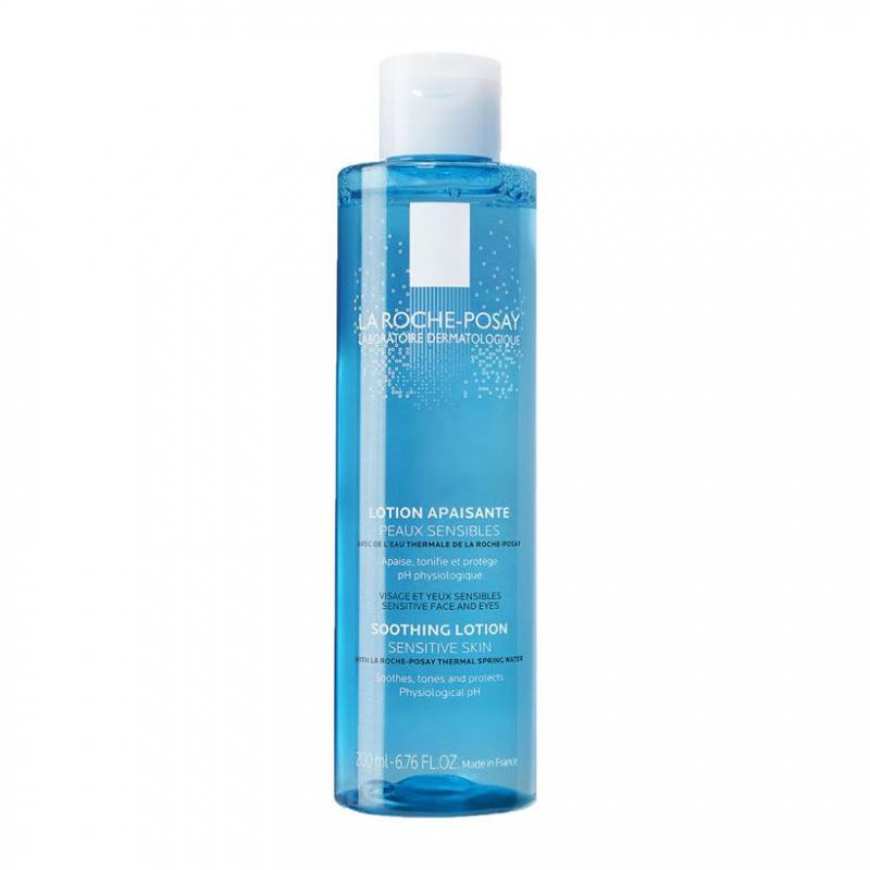 Nước cân bằng giàu khoáng La Roche-Posay Soothing Lotion Sensitive Skin