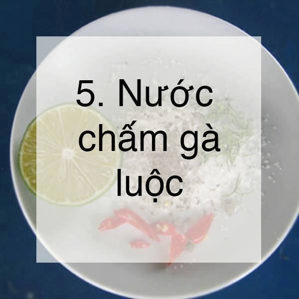 Top 15 cách pha nước chấm ngon