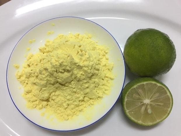 Trị rạn da bằng nước cốt chanh, nghệ và nghệ tây (saffron)