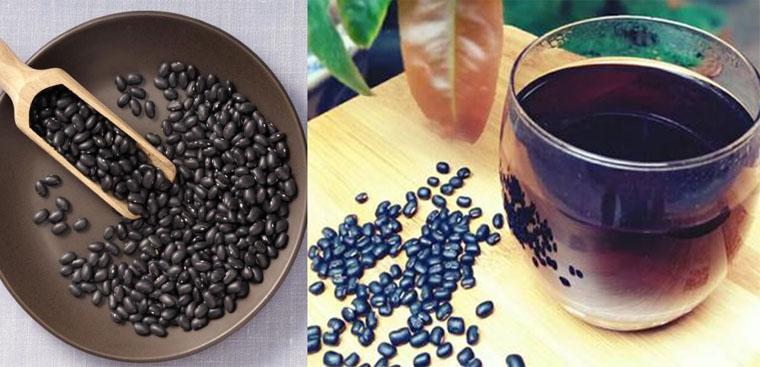 Nước đậu đen rang tốt cho sức khỏe